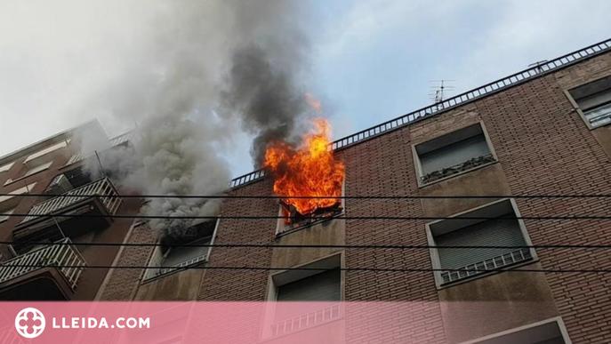 Els incendis en habitatges han augmentat un 16% el gener a Catalunya
