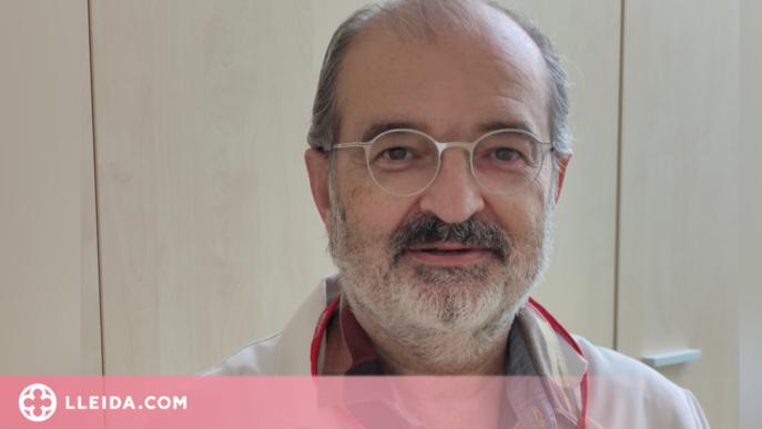 El lleidatà Francesc Xavier Galindo, nou president de la Societat Catalana d'Otorrinolaringologia
