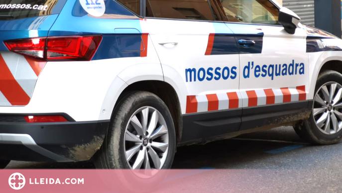 Detingut per apunyalar un jove a una plaça de Lleida