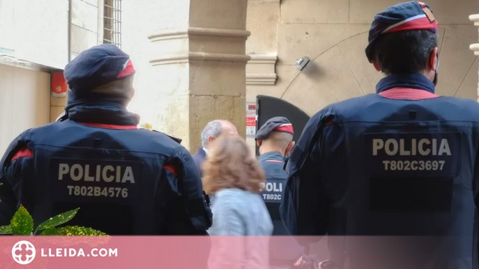 Els Mossos investiguen un suposat intent de segrest a Arbeca