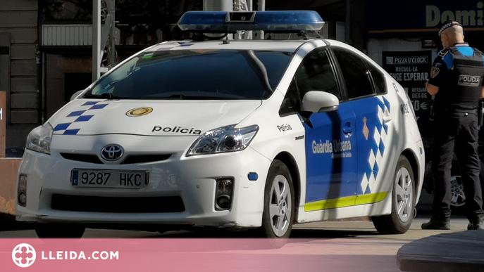 Detingut després d'una persecució policial a Lleida
