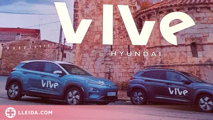 Un municipi de Lleida posa a disposició dels veïns un cotxe elèctric per fomentar la transició energètica
