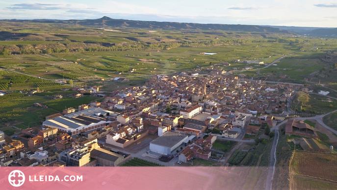 Un municipi del Segrià assoleix el risc de rebrot més alt de Catalunya
