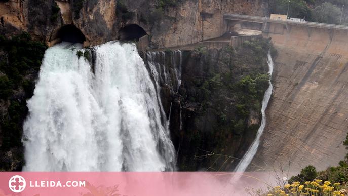 La producció hidroelèctrica d'Endesa a Lleida creix el 2020