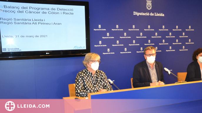 Més de 196.000 participants al programa de detecció precoç de càncer de colon i recte a Lleida