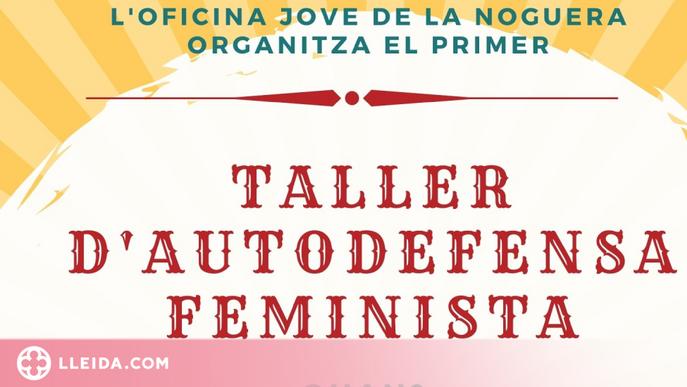 Taller d'autodefensa feminista a la Noguera