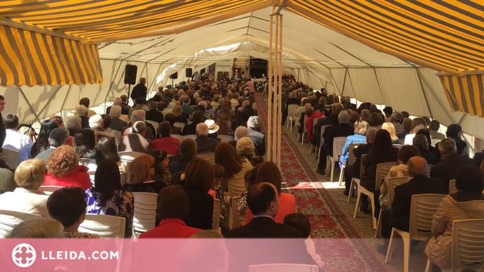 Vila-sana adapta la celebració de la Mare de Déu de la Cabeza