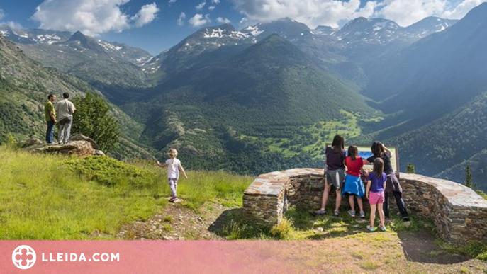Els parcs de l'Alt Pirineu i del Cadí-Moixeró, compromesos amb el turisme sostenible