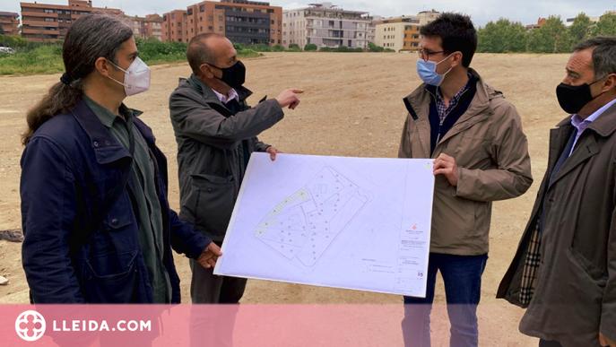 ⏯️ Comença l'adequació per convertir en parc el solar d'Alcalde Pujol