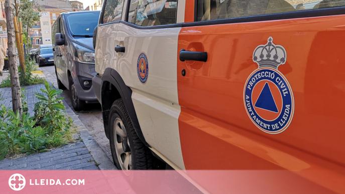 Els voluntaris de protecció civil demanen que se'ls reconegui com a personal essencial