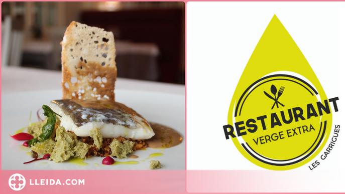 Les Garrigues crea el distintiu de qualitat 'Restaurant Verge Extra'