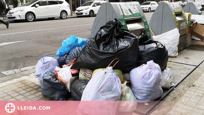 Denunciats deu establiments de Lleida per no gestionar correctament els residus