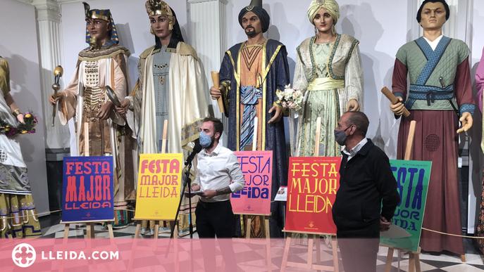 Així serà la Festa Major de Maig de Lleida 2021
