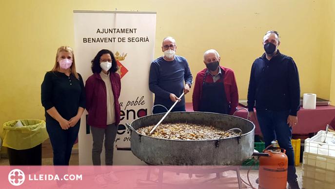 Benavent celebra el Dia de les Cassoles amb més de 250 racions