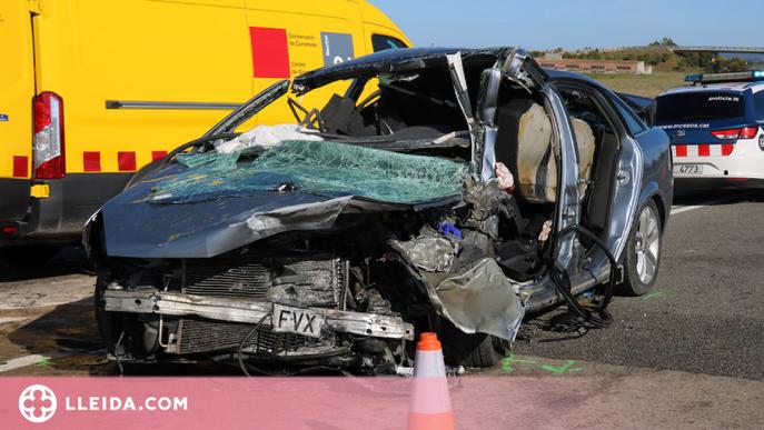 Menys morts a les carreteres catalanes als inicis del 2021 que l'any passat