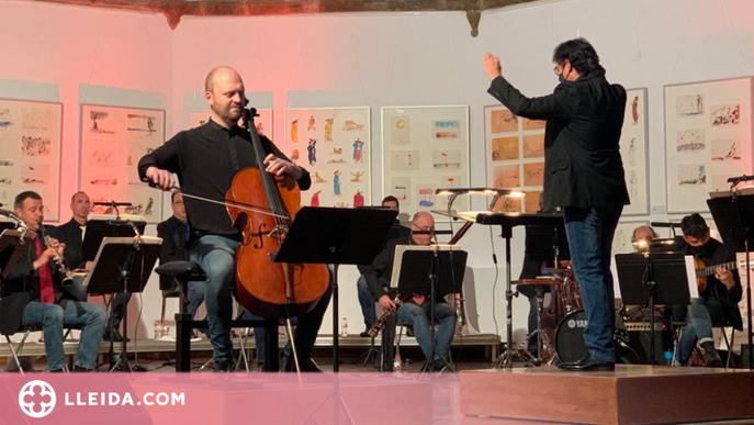 L'OJC visita la Seu d'Urgell i l'Enric Granados de Lleida amb Arnau Tomàs
