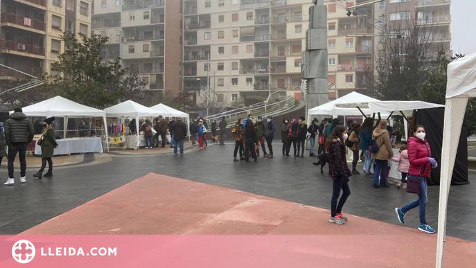 Lleida organitza el Mercat de les Idees i la Fira del Disc de Vinil