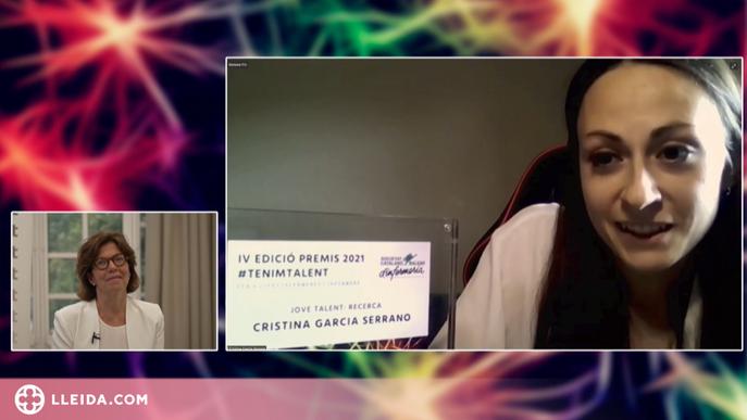 ⏯️ Premi al talent de dues joves infermeres de l'atenció primària de Lleida