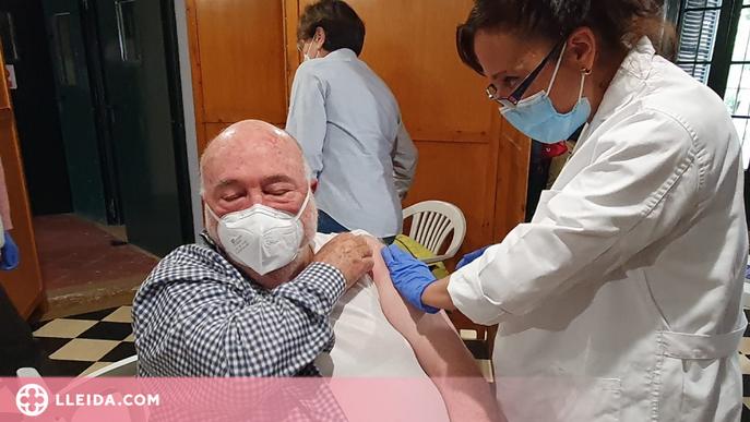 El Govern fixa la data per haver vacunat el 70% de la població catalana