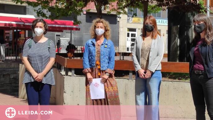 Campanya a Lleida per incentivar l'ús del català entre els treballadors del comerç