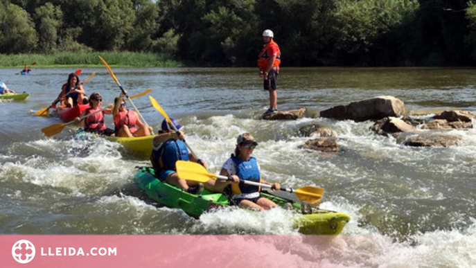 Nou impuls al potencial turístic dels rius Segre, el Ter i el Têt