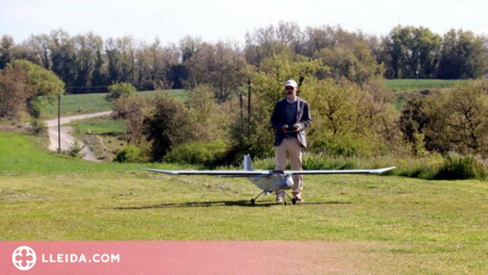 ⏯️ Així és l'Oryx, el dron català que oferirà imatges en situacions d'emergència sense cobertura mòbil