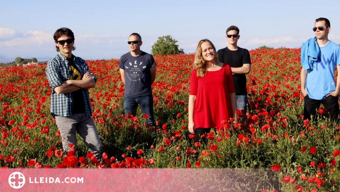 ⏯️ El grup del Pla d'Urgell I-nuits publica el seu primer disc 'Em Rebel·lo'