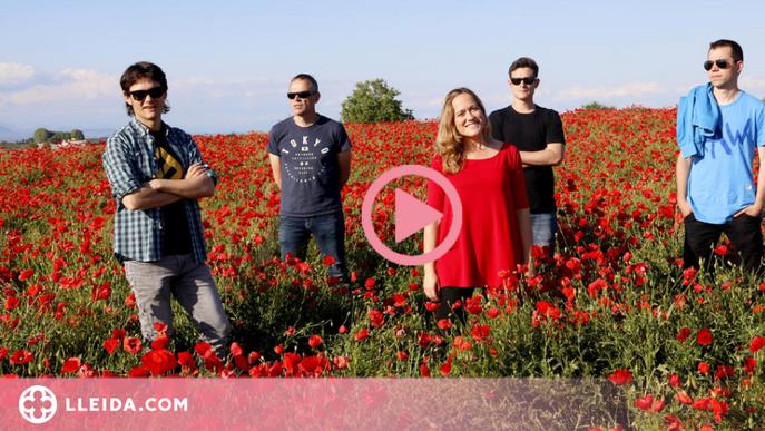 ⏯️ Un grup de pop-rock alternatiu del Pla d'Urgell estrena el seu primer disc