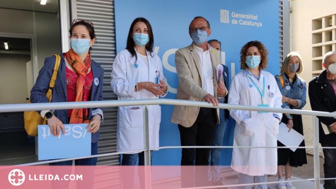 El CAP Balàfia - Pardinyes - Secà celebra el 30 aniversari amb activitats obertes a la ciutadania