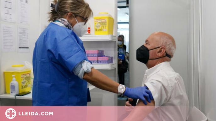 Gairebé el 15% de la població catalana té la pauta completa de la vacuna