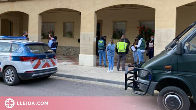 ⏯️ Ja són 15 els detinguts en l'operatiu policial antidroga a Lleida i Balaguer