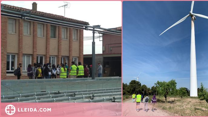 Almatret ultima els detalls de les activitats al Centre d'Interpretació de l'Energia