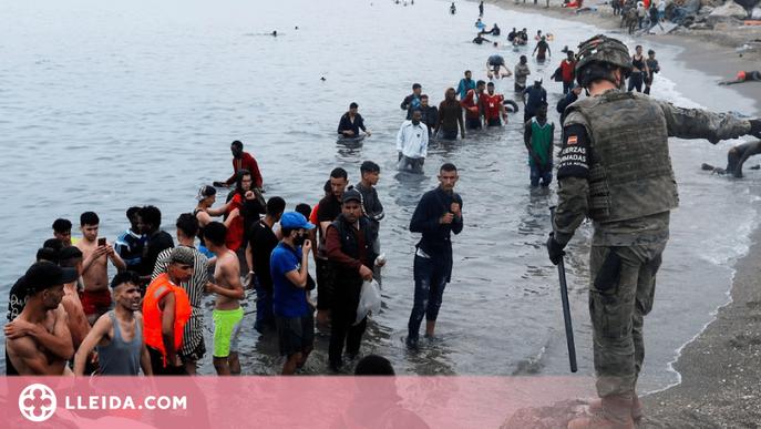 Catalunya acollirà 15 menors estrangers procedents de Ceuta