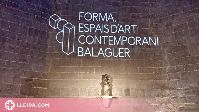 Balaguer aposta per l'art contemporani per redescobrir la ciutat i el patrimoni