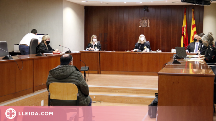 Més de 6 anys de presó per abusar d'una veïna amb discapacitat a Balaguer