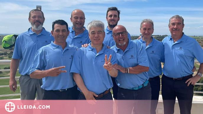 Bon resultat del Raimat Golf Club a la 2a Jornada de l'Interclubs de Catalunya