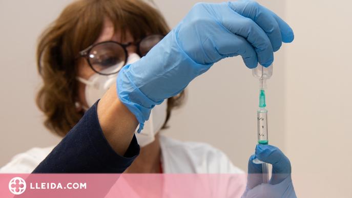 El 40% dels ciutadans té la primera dosi de la vacuna contra la covid