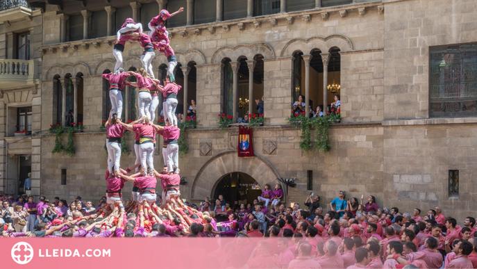 Universitats catalanes, angleses i portugueses investiguen la manera més segura de fer castells