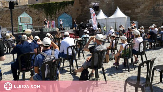 ⏯️ Lleida celebra la festa del Posa't la Gorra pels infants i adolescents amb càncer