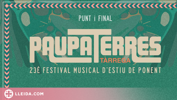 Tàrrega recupera el festival musical Paupaterres