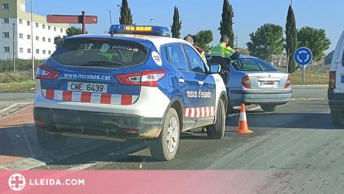 Denunciat penalment per circular a 192 km/h per la C-14 a l'Alt Urgell