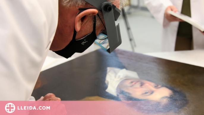 El CAEM de la UdL descobreix una obra inèdita del pintor nord-americà Rembrandt Peale