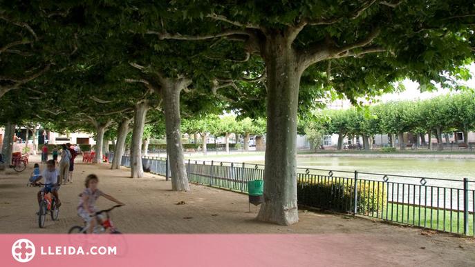 Les Borges engega un camp de treball per a joves per recuperar i millorar espais del poble