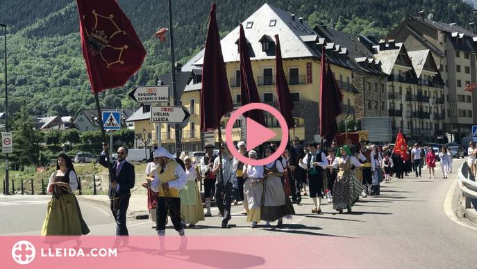 ⏯️ La Val d'Aran celebra 30 anys d'autogovern