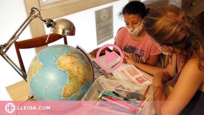 ⏯️ L'Escola Popular de Balàfia ofereix educació i lleure gratuït a tot el barri