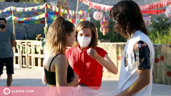 ⏯️ Carla Simón roda 'Alcarràs', una pel·lícula de quilòmetre zero sobre una família de pagesos