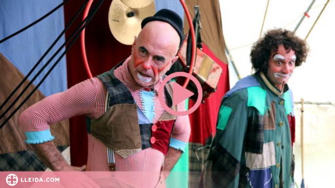 ⏯️ Tot apunt a Esterri d'Àneu per convertir-se en la capital pirinenca del circ i el teatre