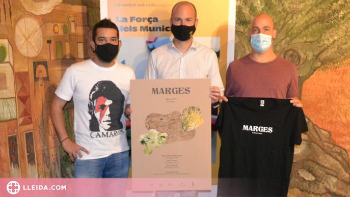 Corbins celebrarà la segona edició del Festival Marges amb música en petit format
