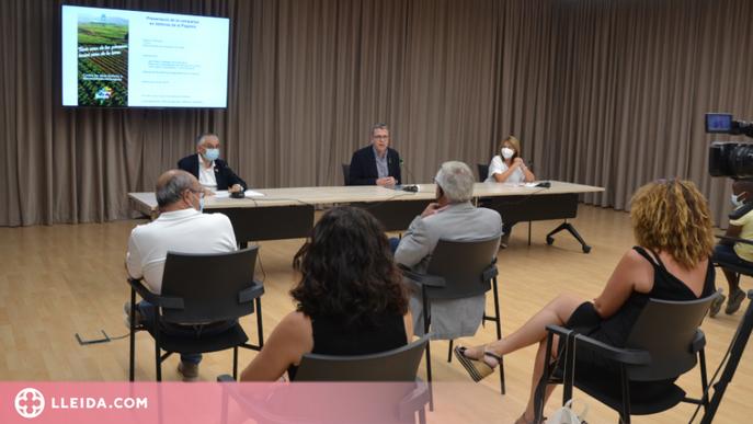 ⏯️ La Diputació de Lleida llança una campanya en defensa de la pagesia
