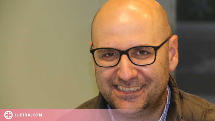 """Josep Oms: """"Els escacs no tenen contraindicació, és molt millor que fer zàping"""""""